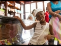 Young boy in Cuban store