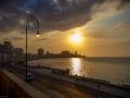 El Malecon, Havana Cuba