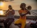 Street Performers in Havana, Cuba