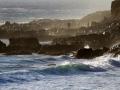 Rocky Ocean in Malibu